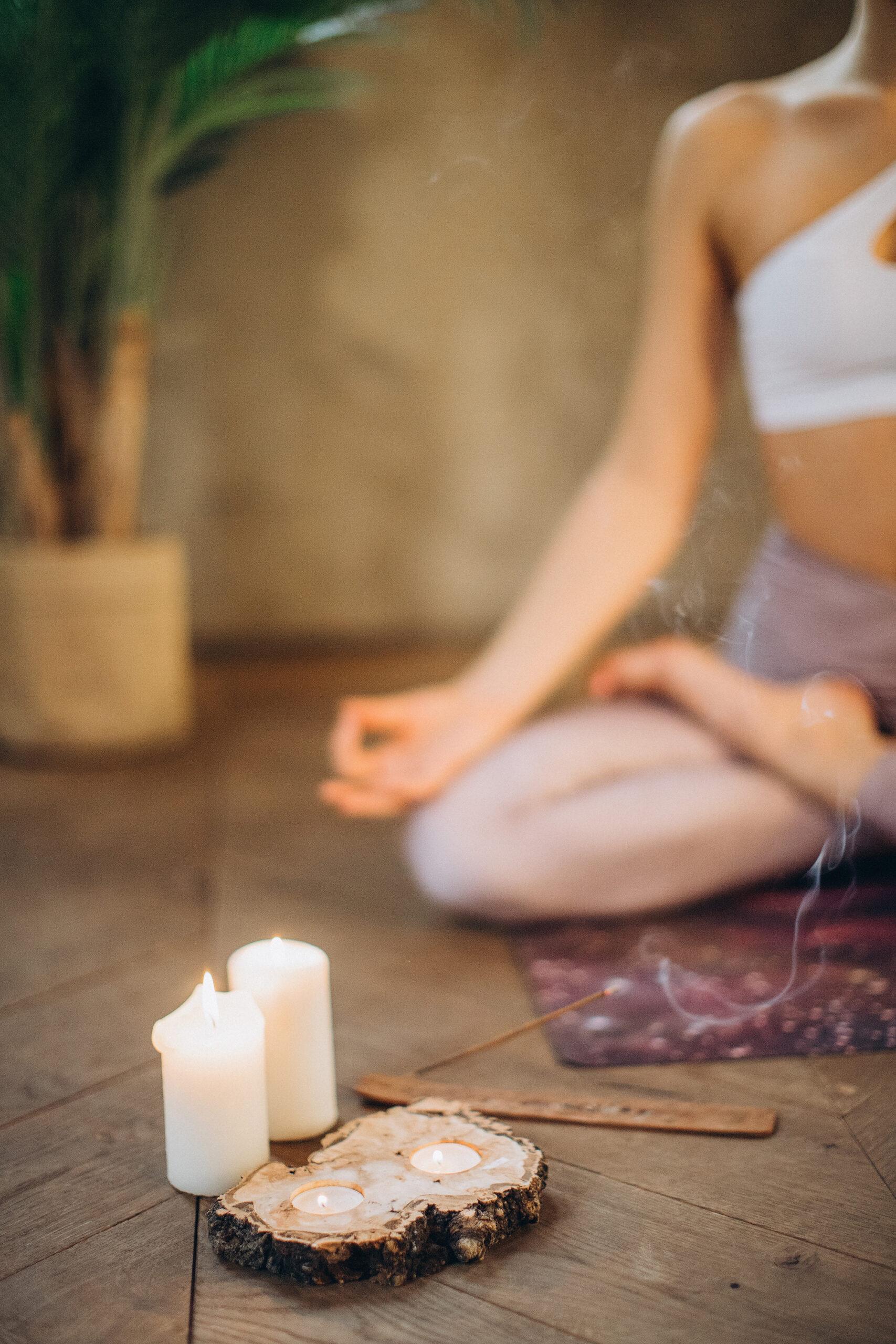 DIFFUSORI PER AMBIENTI per lo yoga